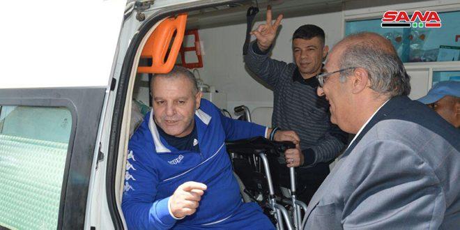 دمشق …تحرير أسيرين سوريَيْن من سجون الإحتلال الإسرئيلي