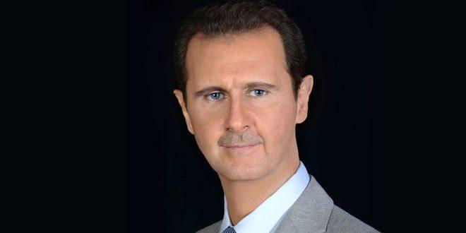 Photo of الرئيس الأسد يتقبل أوراق اعتماد سفيري الهند والبرازيل لدى سورية