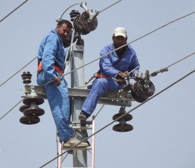 Photo of الكهرباء تنوي رفع تعويضات عمالها بالمهن الخطرة إلى 5% من الآجر المقطوع.