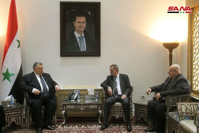 Photo of حمدان: الانتصار على الإرهاب على أرض سورية هو باب لاستعادة الجولان العربي السورى وفلسطين