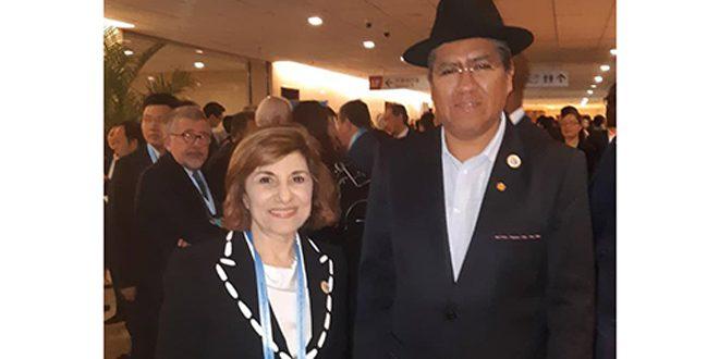 Photo of شعبان تبحث مع وزيري الخارجية البوليفي والطاقة الإيراني العلاقات الثنائية