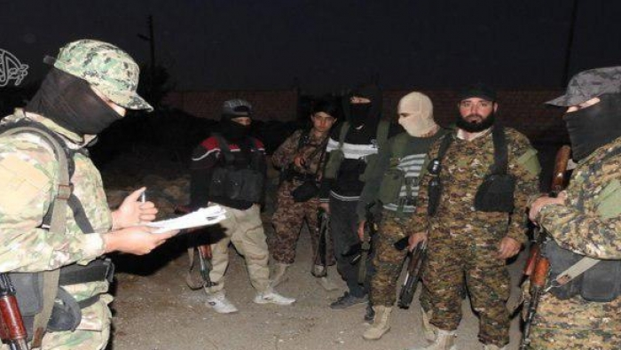 Photo of Terrorists killed and injured in clashes among them in Jarabulus
