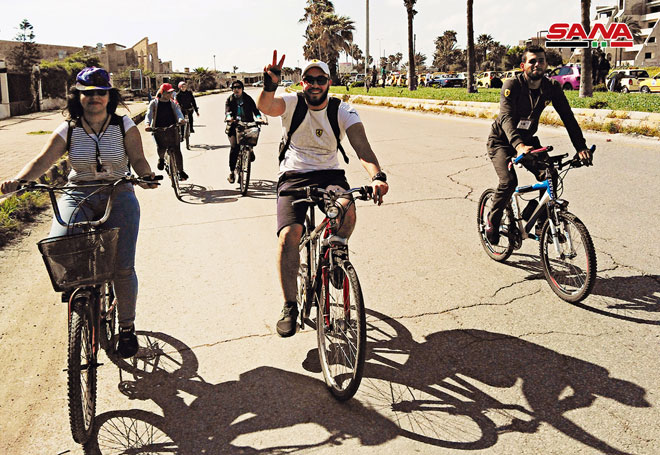 Photo of تحديداً لأزمة المحروقات.. مسير الدرجات الهوائية في اللاذقية