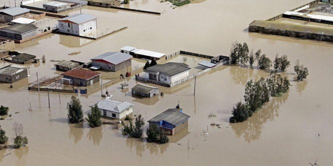 سوریا ترسل مساعدات إنسانية للمتضررین من الفیضانات في إيران