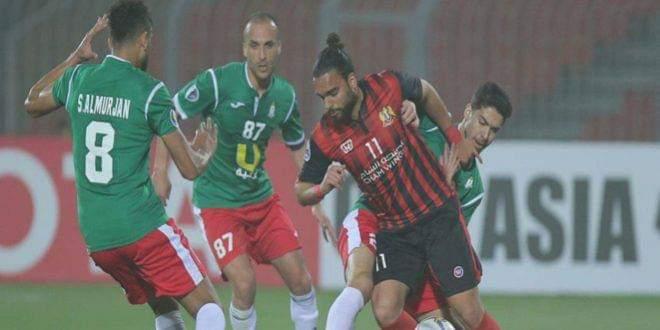 Photo of Al-Jaish beats Jordanian al-Wahdat 1-0 in AFC