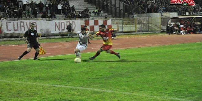 Photo of Tishreen beats al-Talia'a 2-1, leads the Premier League