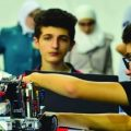 Thirteen Syrian teams in the 5th robotics competition to be held in Lebanon