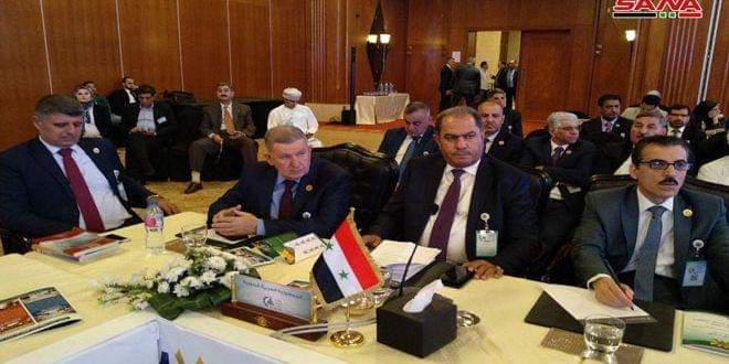 Photo of Syria elected as Head of Arab Labor Delegation in Cairo