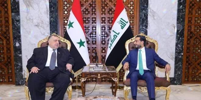 Photo of Syria participates in conference of parliaments of Iraq's neighboring countries