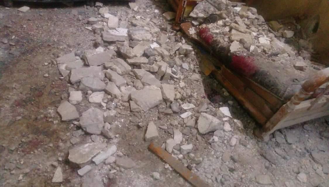 """Photo of الإرهاب المدعوم """"تركياً"""" يقصف اللاذقية بقذيفة صاروخية"""