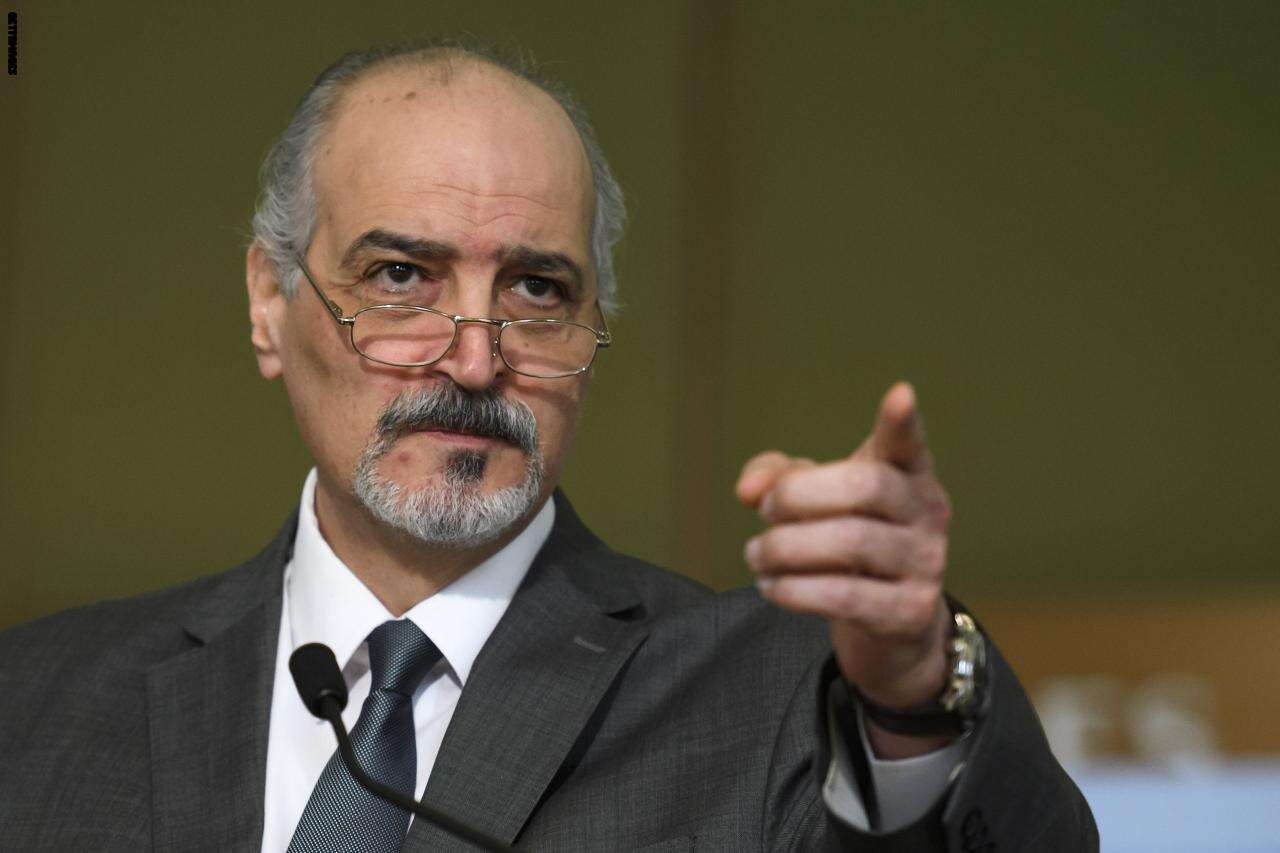 Photo of Al-Jaafari: Syria believes in the multilateral work to disarm nuclear weapons