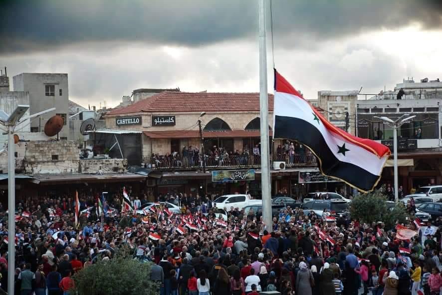 Photo of احتفالاً بعيد الجلاء.. افتتاح ساحة السيد الرئيس بجبلة