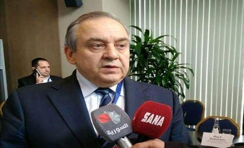 Photo of Muradov: Crimea interested in enhancement of friendly relations with Syria