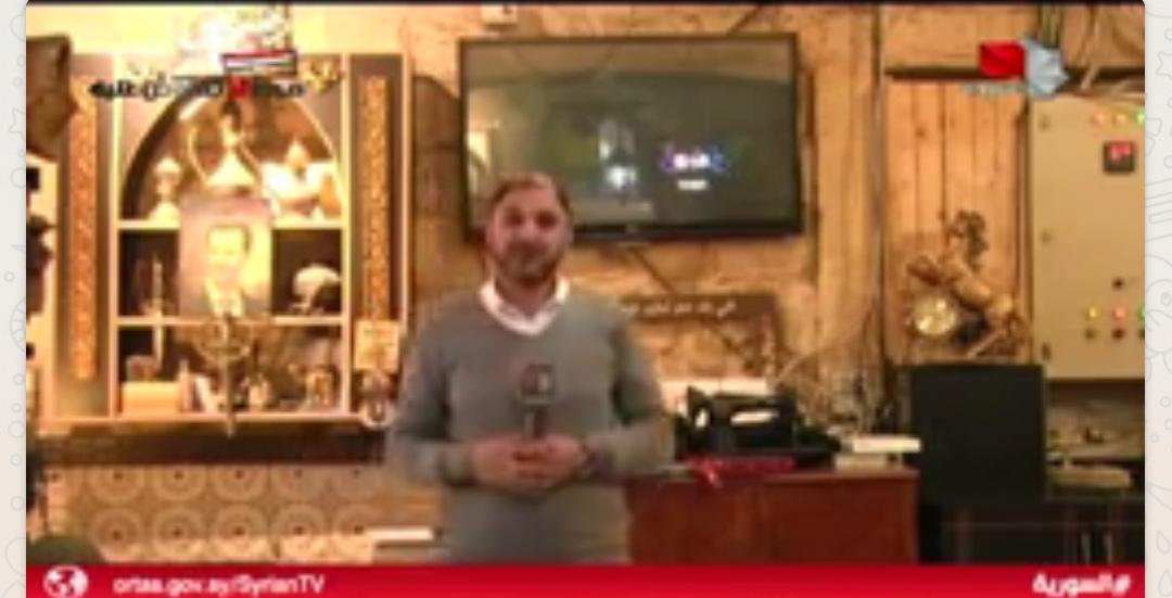 Photo of تقرير التلفزيون السوري- اسم دمشق يرفع في جنين وسط تأكيدات علي بطلان قرار ترامب