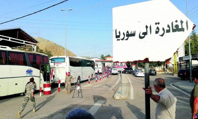 Photo of هجرة عكسية للمحروقات من لبنان إلى سوريا