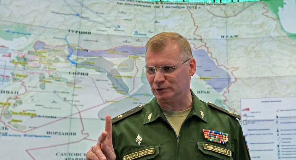 Photo of الدفاع الروسية تؤكد أن إيقاف إطلاق النار بإدلب كان من قبل الجيش السوري فقط