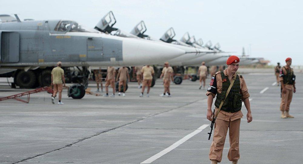 Photo of قاعدة حميميم.. التصدي لهجوم إرهابيي بالطائرات المسيرة