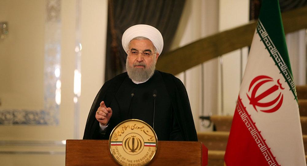 Photo of روحاني يقترح استفتاء شعبيا بشأن البرنامج النووي الإيراني