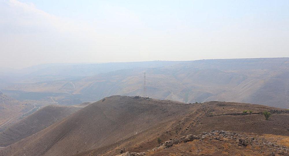 "Photo of إسرائيل تبني ""قرية ترامب"" في الجولان السوري المحتل"