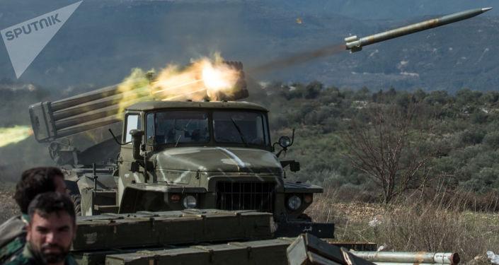 Photo of عملية عسكرية بريف حماة والجيش يتقدم