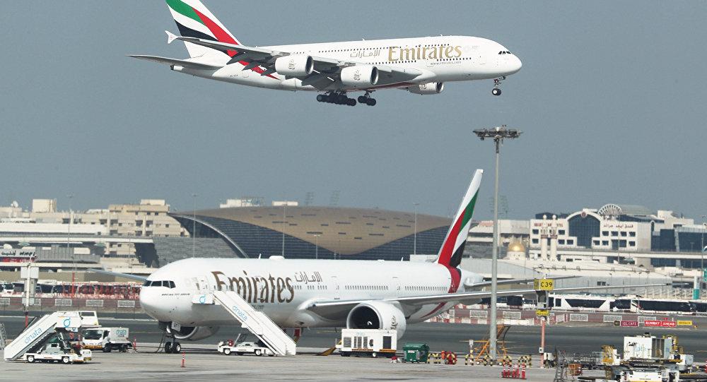 """Photo of """"طيران الإمارات"""" قريباً في الأجواء السورية"""