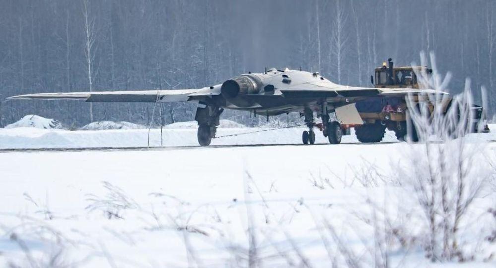 Photo of روسيا تُعلن موعد الرحلة الاولى للطائرة دون طيار الهجومية
