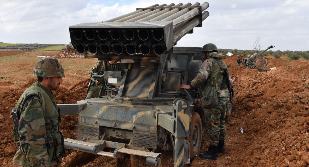 Photo of فجر اليوم.. المضادات الأرضية للدفاع الجوي السوري تتصدى لأهداف إسرائيلية فوق القنيطرة