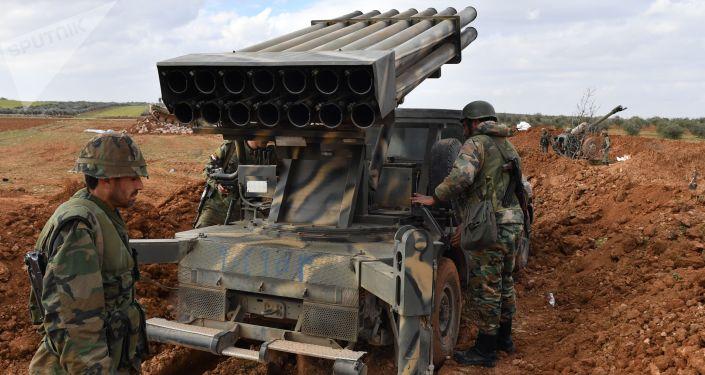 "Photo of الجيش يستعيد السيطرة على ""كفرنبودة"" بريف حماة"