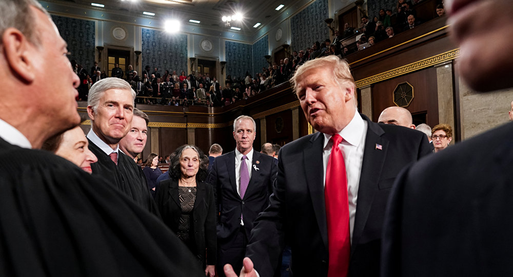 Photo of الكونغرس يطالب ترامب بالبقاء في سوريا