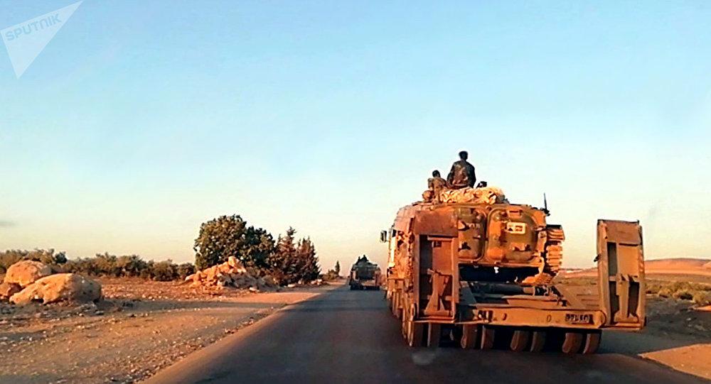 """Photo of جبهة ثانية.. على الحدود """"السورية – العراقية"""""""