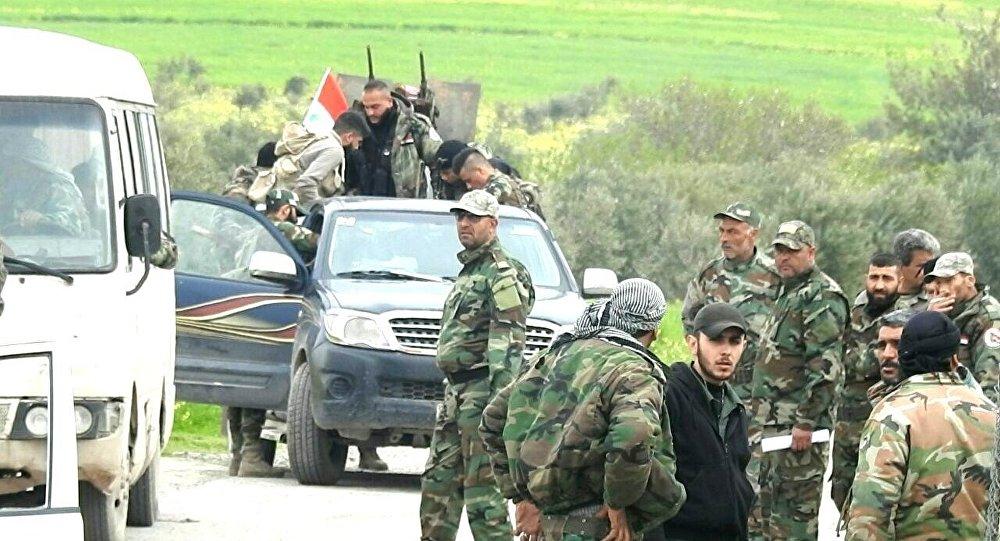 """Photo of بيان لـ """"الدفاع الروسية"""" يؤكد التحضيرات الإرهابية للهجوم على حماة"""