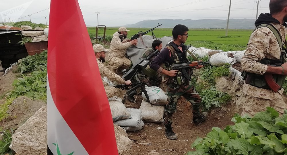 Photo of انتصارات متتالية.. والإرهاب يتساقط بريف حماة