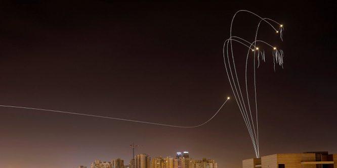 مقتل إسرائيلي في قصف صاروخي من قطاع غزة