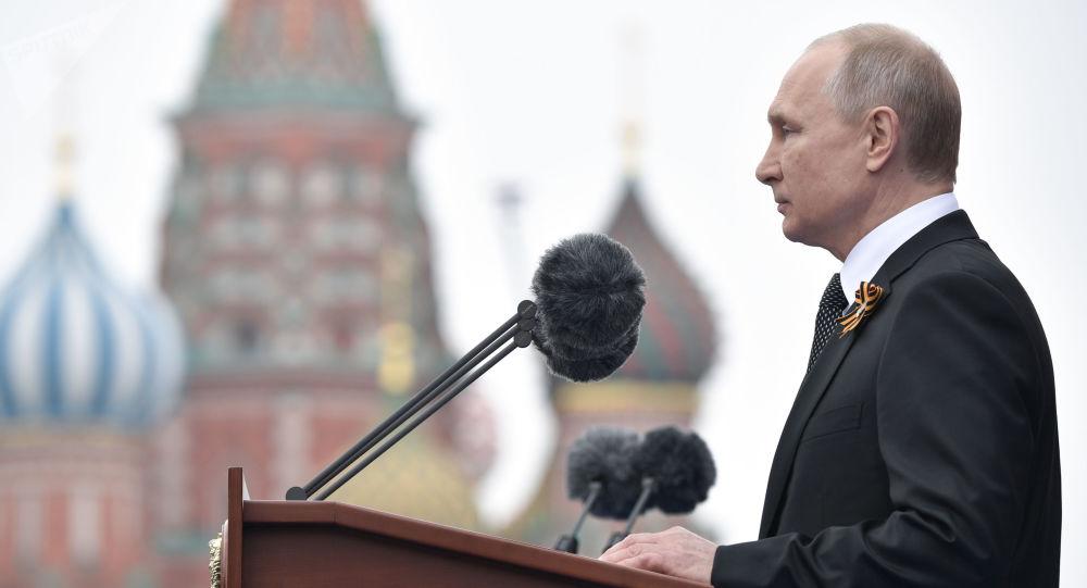 Photo of بوتين يدعوا المجتمع الدولي إلى إنشاء نظام أمني موحد لمواجهة التهديدات