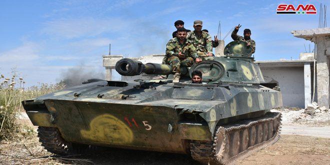 Photo of ضربات مركزة على أوكار النصرة بريف ادلب الجنوبي
