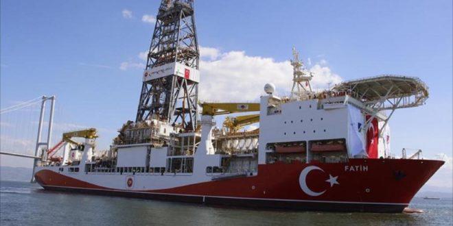 Photo of أنقرة تُصر على مواصلة أعمال التنقيب عن الغاز قبالة قبرص