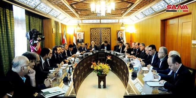 Photo of Syrian, Iranian businessmen to boost trade cooperation