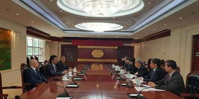 Photo of Syria, China discuss rehabilitation of education facilities damaged due to terrorism