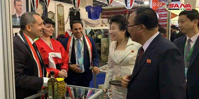 Photo of Syria participates in 22nd Pyongyang Spring International Trade Fair