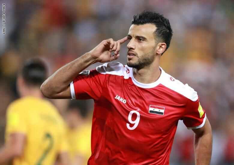 "Photo of عرض أميريكي  للاعب السوري"" عمر السومة"""