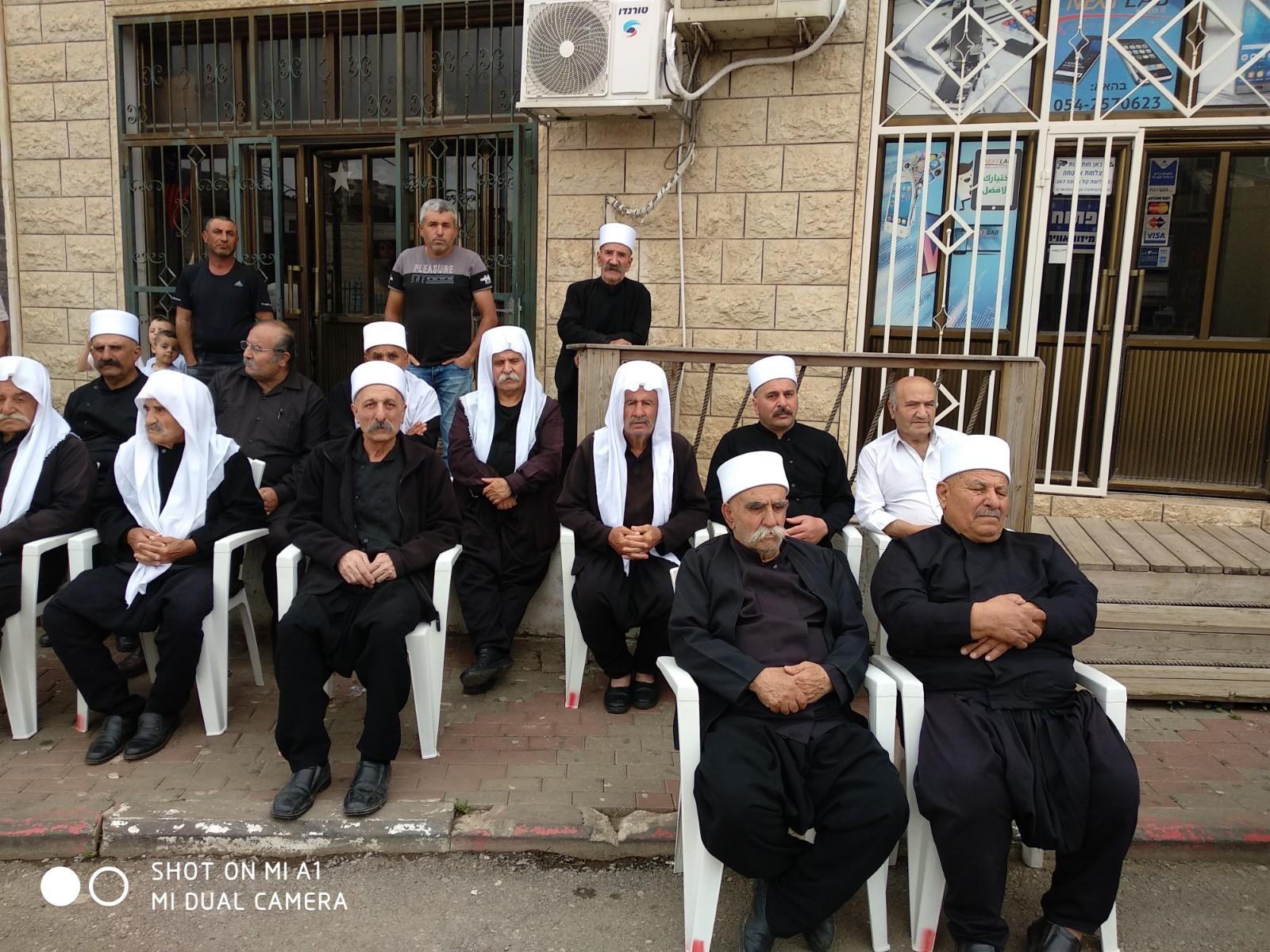 "Photo of إحياء ""عيد الشهداء"" بالجولان السوري المحتل(صور)"