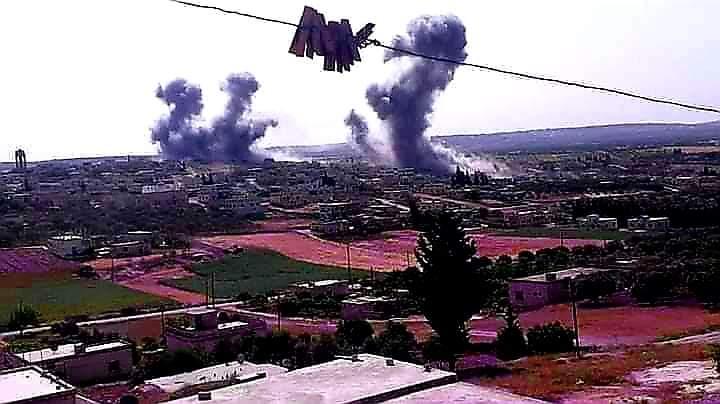 Photo of معارك ريف حماة.. فماذا يحدث في كفرنبودة؟