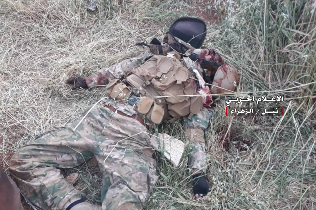 Photo of خلال ٤٨ ساعة .. الجيش يقضي على 350 إرهابياً من النصرة خلال هجمات ارهابية بريف حماة
