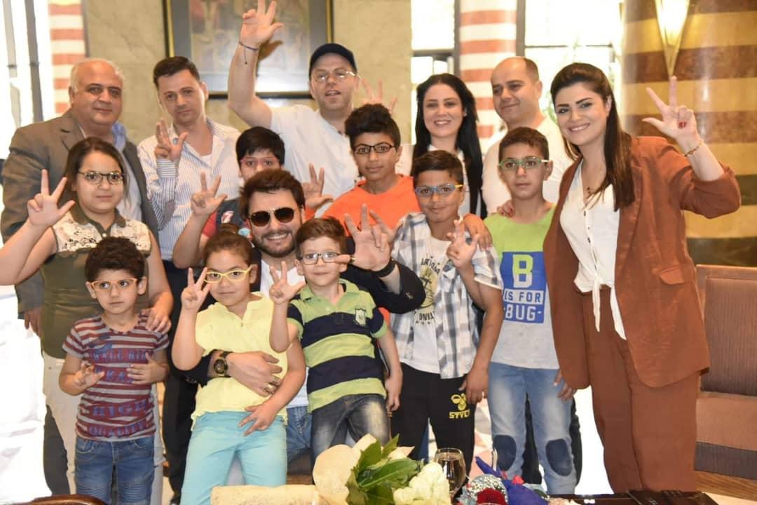 Photo of حفل إطلاق مبادرة عيون أطفالنا في عيوننا و بمشاركة مشروع بكرا إلنا