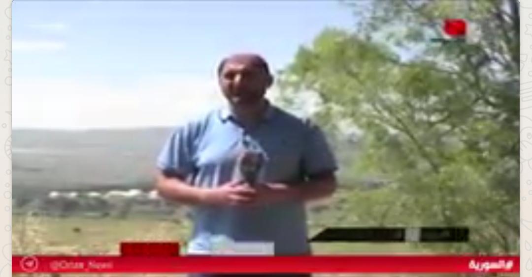 Photo of تقرير التلفزيون السوري- تل الفخار بالجولان المحتل شاهد على بطولة التصدي للاحتلال الاسرائيلي بعدوان عام ١٩٦٧