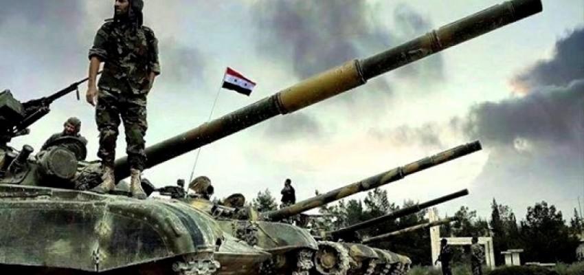 """Photo of الجيش يوصل عملياته ضد """"إرهابيي النصرة"""" بريفي حماة وإدلب"""