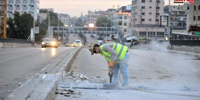 Photo of للصيانة ..إغلاق جسر الفيحاء بدمشق السبت المقبل