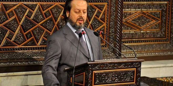 """Photo of لمُطالبتهِ بالعلمانية.. النائب """"نبيل صالح"""" يواجه هجوم 60 نائباً بعثياً في مجلس الشعب !"""