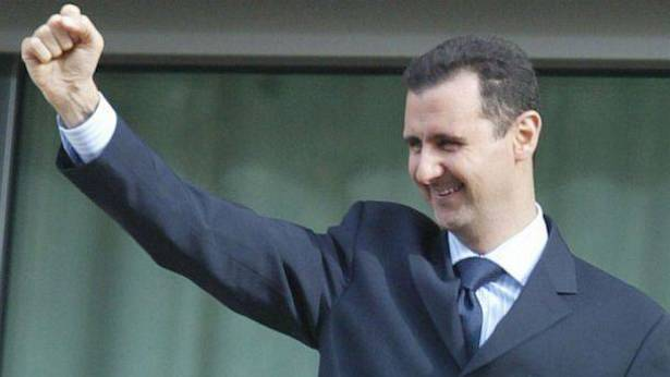 Photo of President al-Assad receives congratulatory cables on occasion of Eid al-Fitr holiday