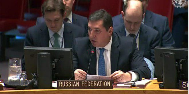 Photo of سافرونكوف: ضمان الاستقرار في سورية يستلزم الالتزام بسيادتها